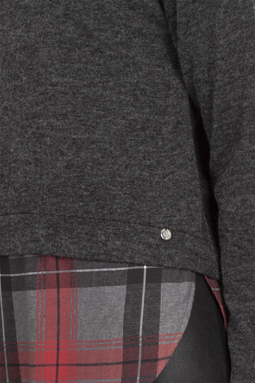 Camisola manga longa Calça almofadada