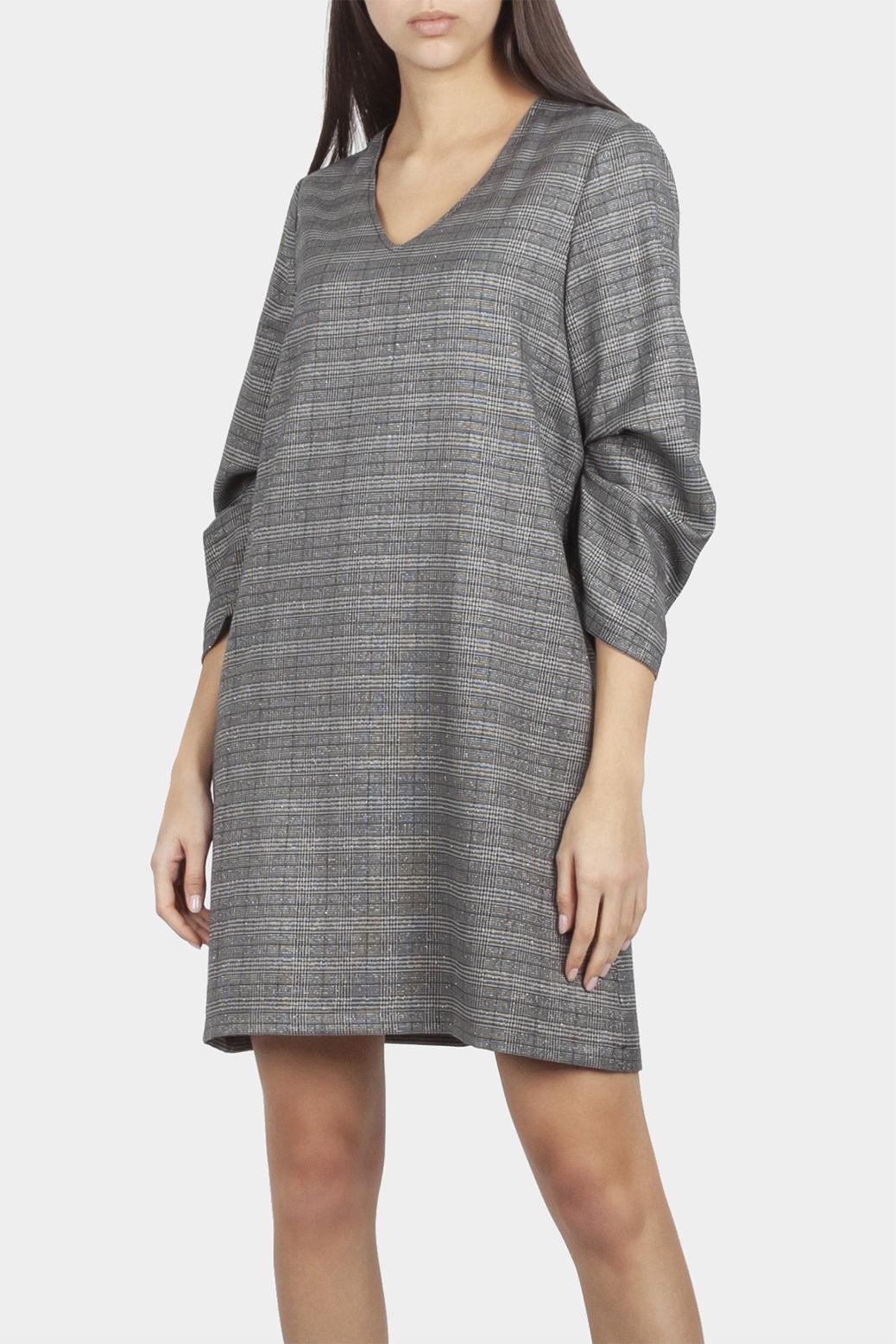 Frabric dress