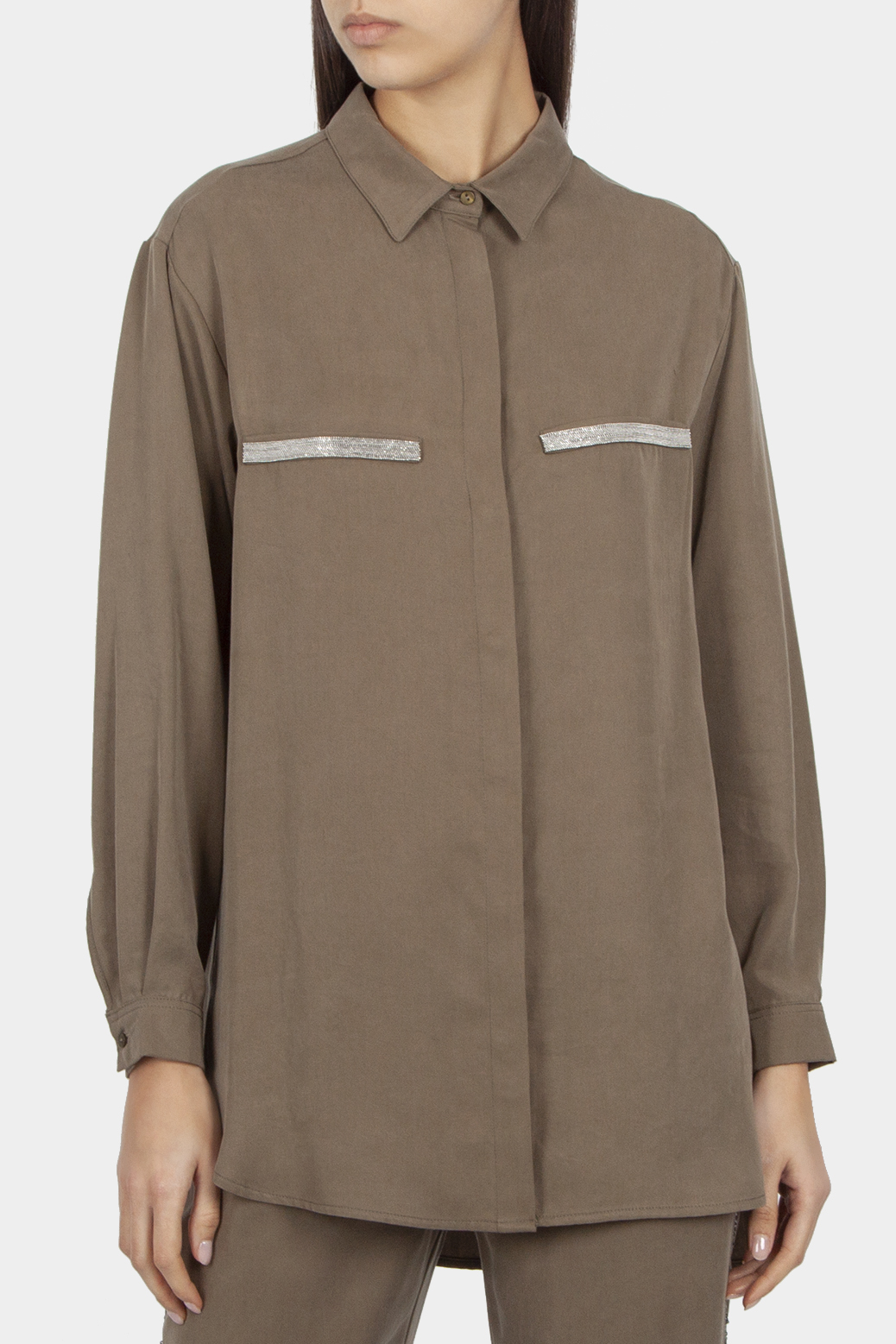 Long-sleeved tunic