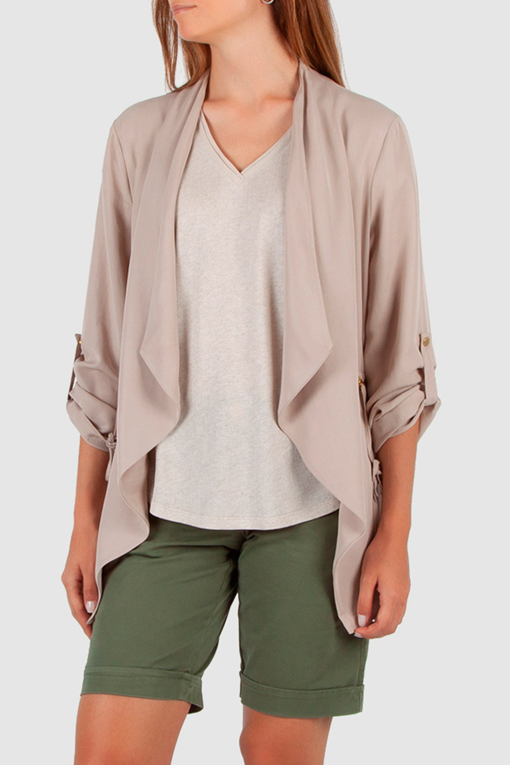 Loose-fitting jacket