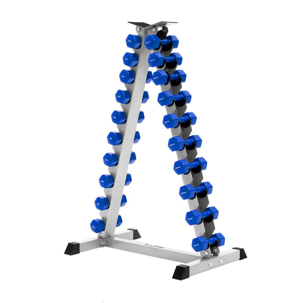 VINYL DUMBBELLS SUPPORT - Ellipse Fitness