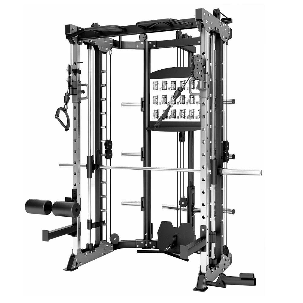 Multi Functional Smith Machine - Ellipse Fitness