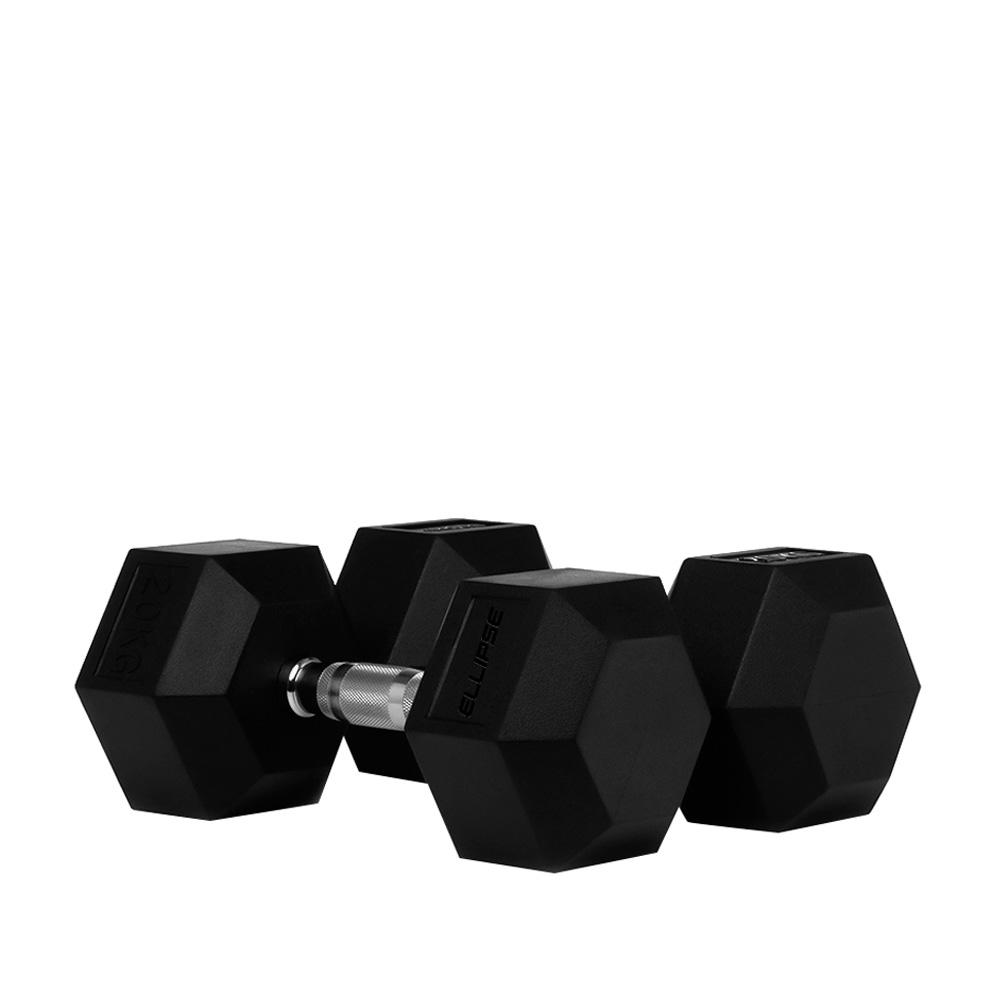 HEXAGONAL DUMBBELLS - Ellipse Fitness