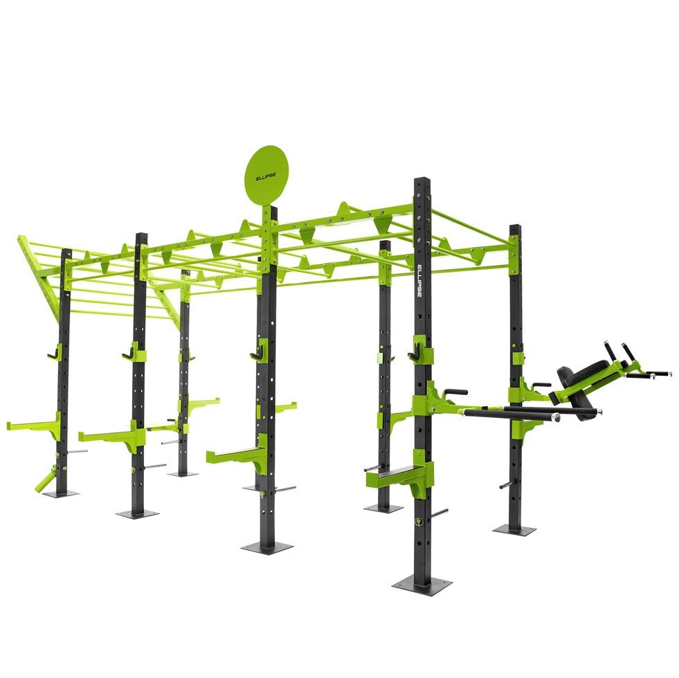 CAGE CROSS AREA 1 - Ellipse Fitness