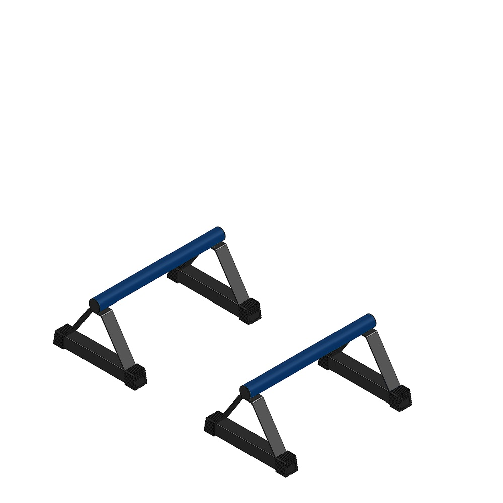 Paralell Bar - Ellipse Fitness