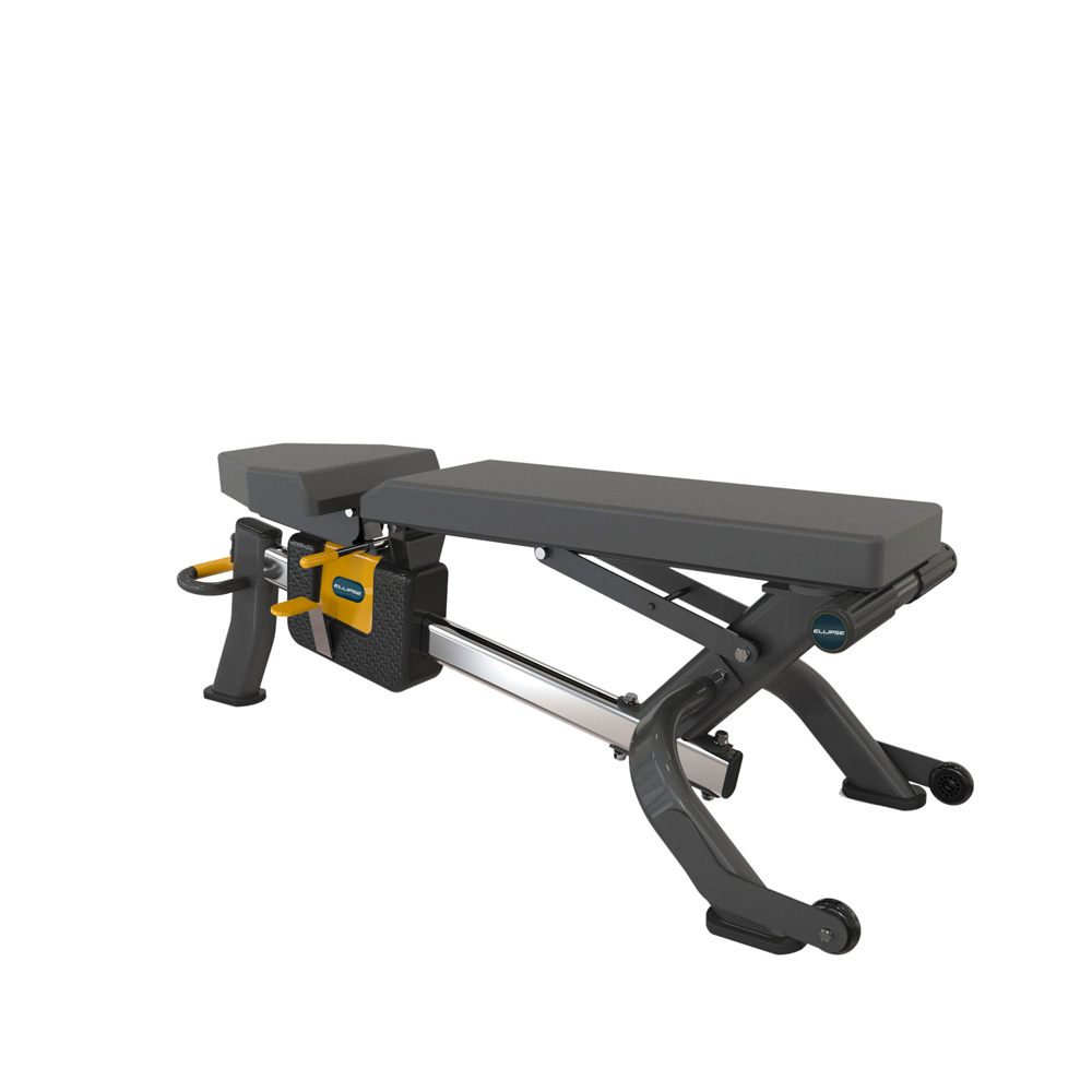 MULTI FUNCTIONAL BENCH - Ellipse Fitness