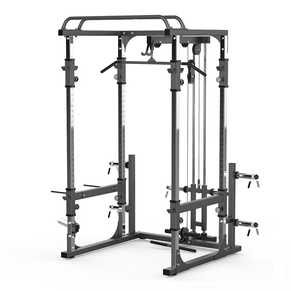 Multi-Functional Power Cage - Ellipse Fitness
