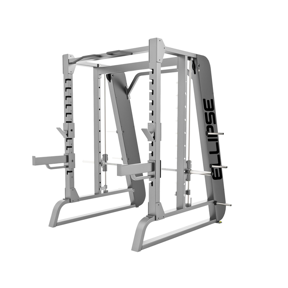 SMITH MACHINE + SQUAT - Ellipse Fitness