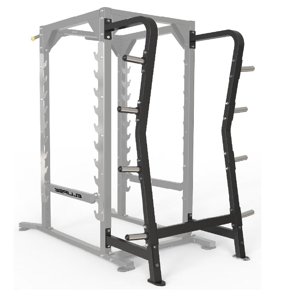 Plate Rack (Option) - Ellipse Fitness