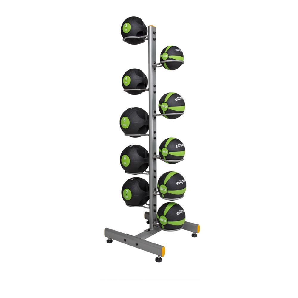 SUPORTE P/MEDICINE BALL - Ellipse Fitness