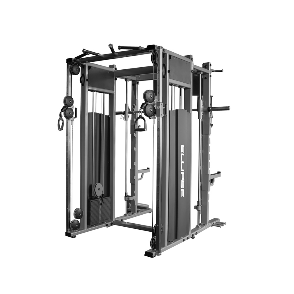 FUNCTIONAL CAGE - Ellipse Fitness