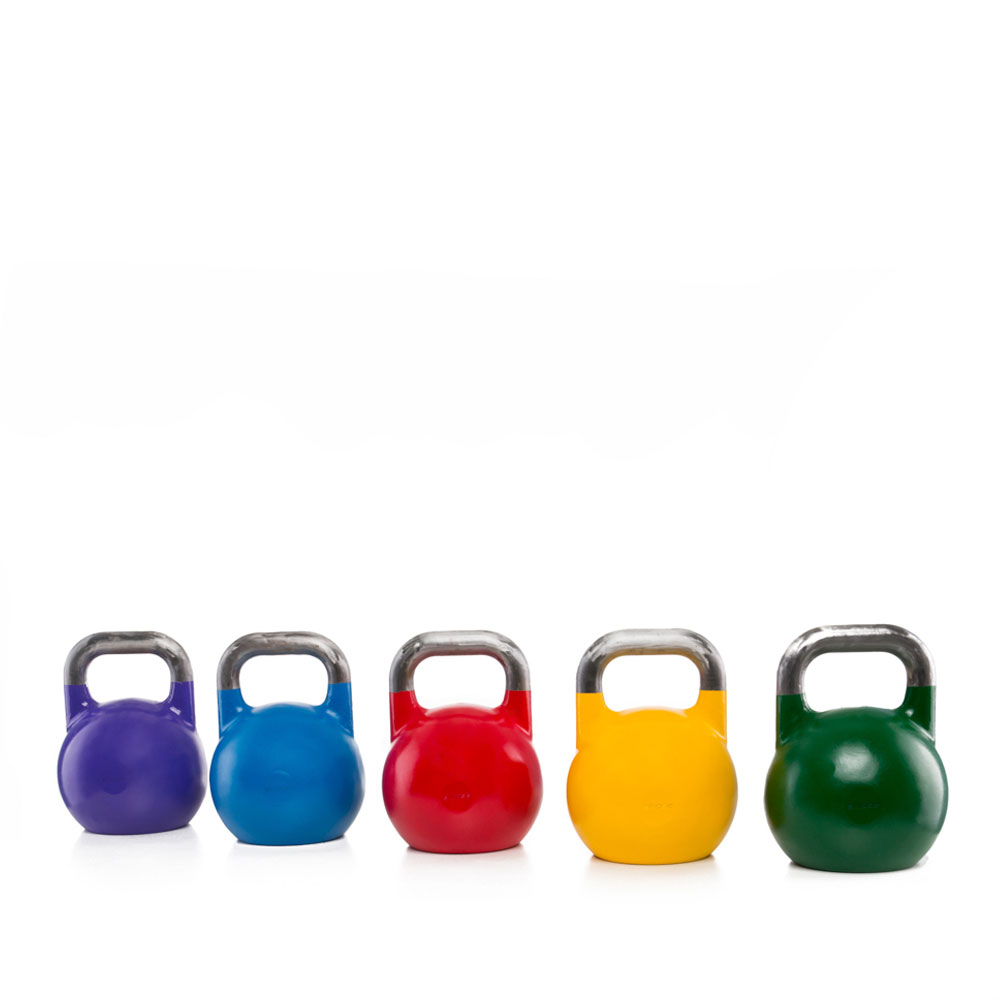 COMPETITION KETTLEBELLS - Ellipse Fitness