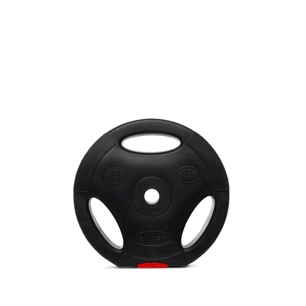 Disc w / handle - 10kg - YourFit Equipment