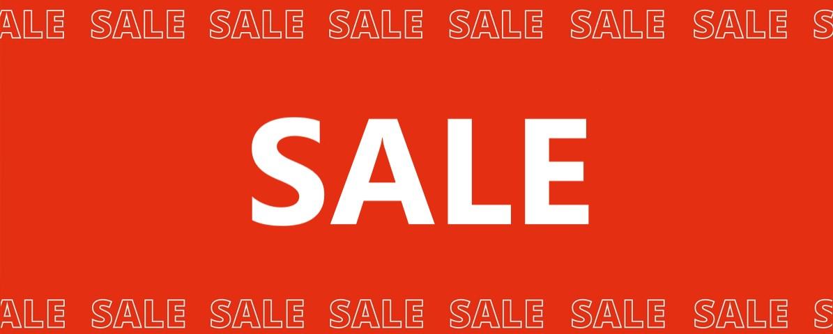 Sale banner Luxzys  - Luxzys
